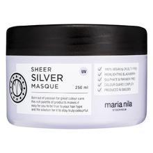 Sheer Silver
