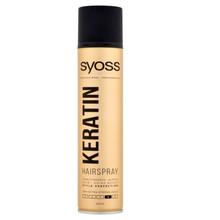 Hairspray Keratin