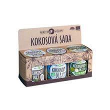 kokosová sada